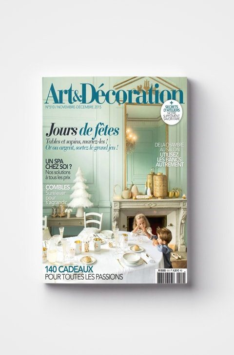 Art Decoration Novembre 2015 vignette