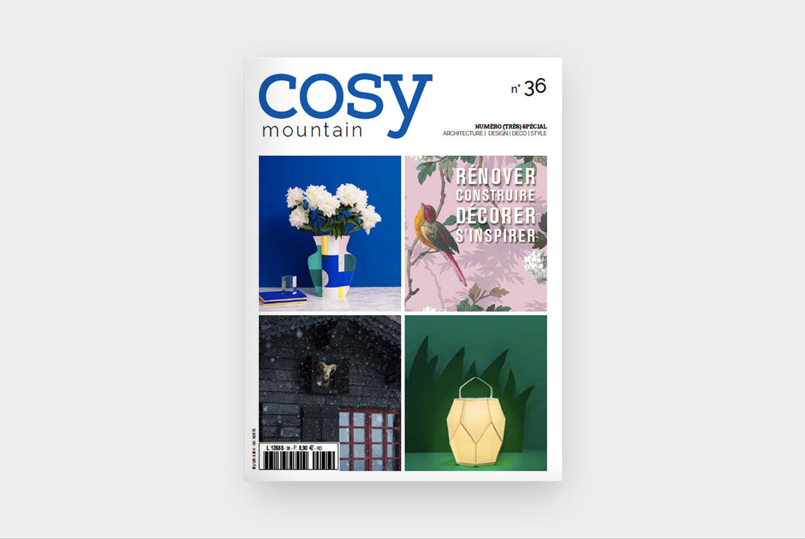Couverture Cosy Mountain n°36